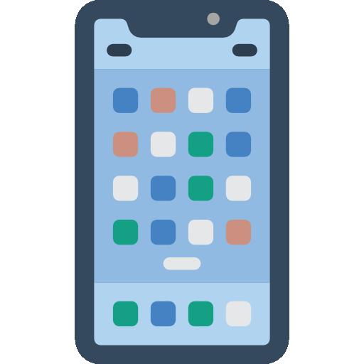 Cầm điện thoại