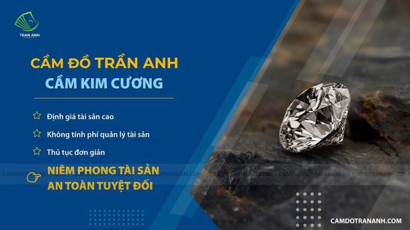 Cầm đồ kim cương chuyên nghiệp
