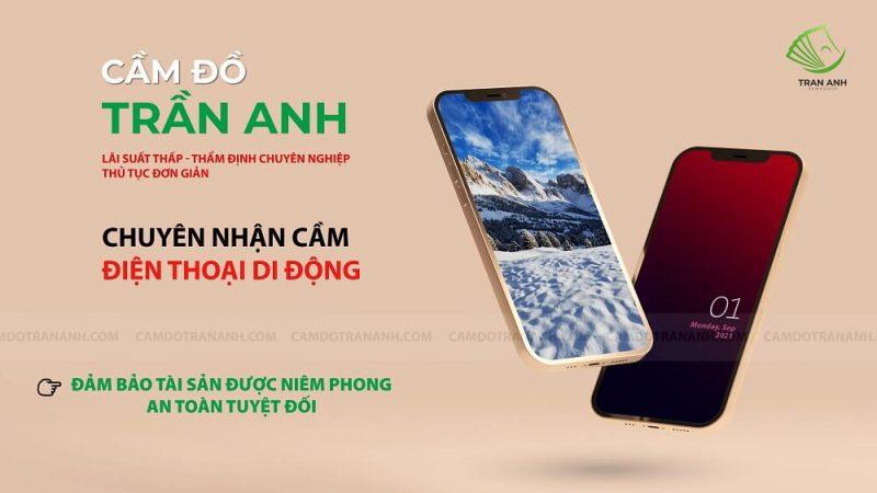 Cầm đồ điện thoại uy tín tại Tp HCM