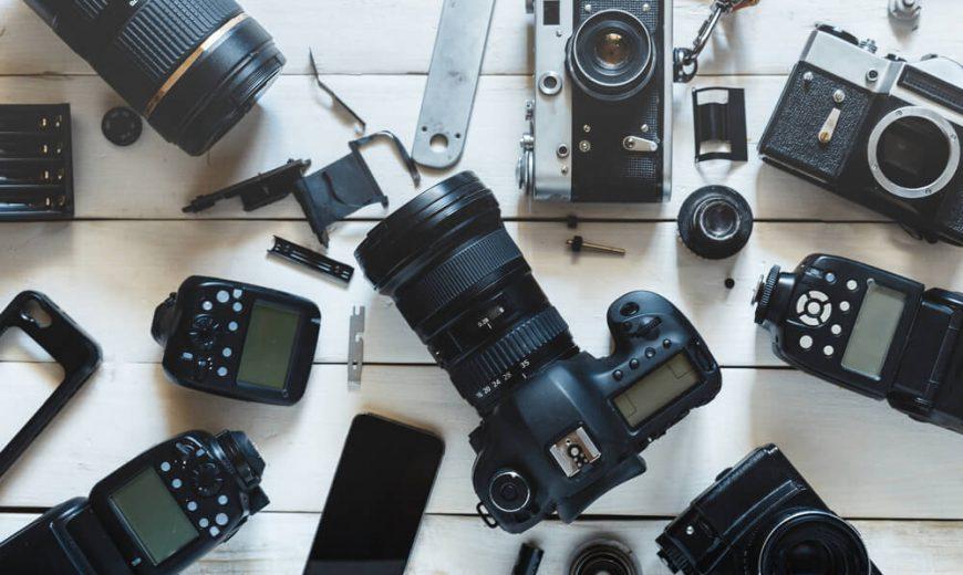 Cầm đồ máy chụp hình giá cao