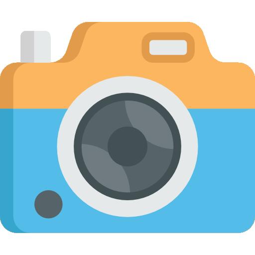 Cầm máy chụp hình
