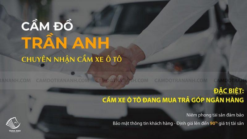 Kinh nghiệm cầm xe ô tô uy tín và lãi suất thấp nhất