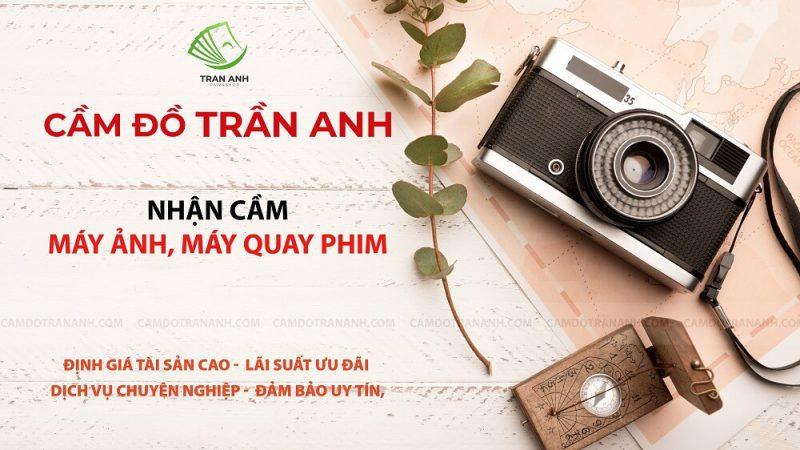 Cầm đồ uy tín tại Biên Hòa - Cầm đồ máy ảnh