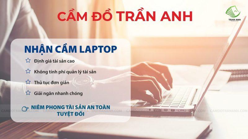 Dịch vụ cầm đồ uy tín chuyên nhận cầm laptop